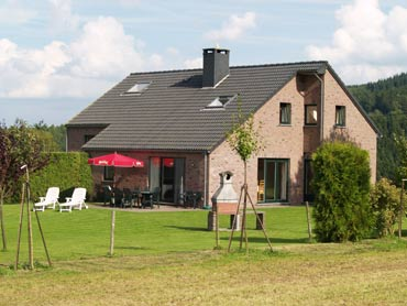 Ardennen vakantiehuizen