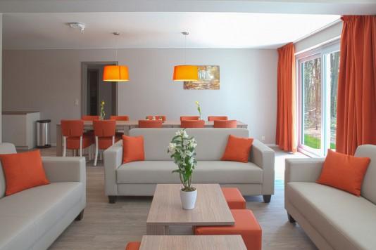 Limburg: Nieuw appartement voor 10 personen
