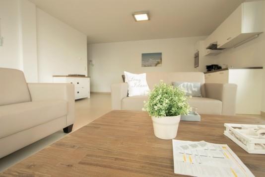 De Panne: Appartement voor 5 personen